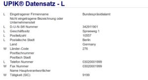 Bundeskriminalamt Berlin
