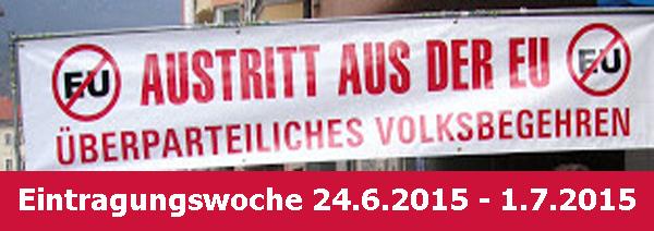 banner EU-Austritt