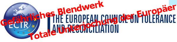 ectr - totale unterjochung der europaer durch ectr - eu-gesetz